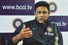 Kumble expects to prove worth in a year