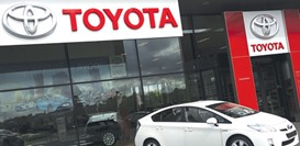 Toyota recalls 3.37mn cars over airbag