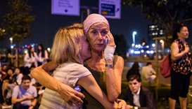 IS prime suspect after suicide bombers kill 41 at Istanbul airport
