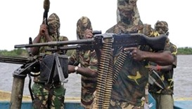 Boko Haram abduct dozen girls in southern Niger