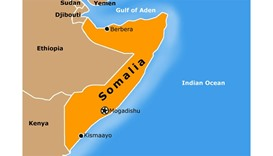 Suicide bomber kills at least 13 in Somali capital