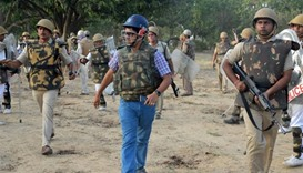 23 dead in clashes as sect evicted in India