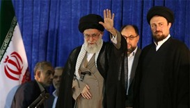 Khamenei says US, 'evil' Britain can't be trusted - state TV
