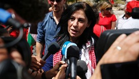 Palestinian MP freed after 14 months in Israeli jail