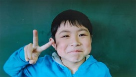 Japanese boy abandoned for being naughty found alive