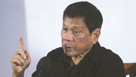 Duterte vents anger at UN for being 'too weak'