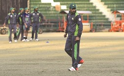 Amir included in Pakistan squad for England Tests