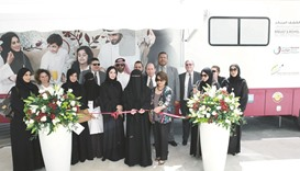 PHCC launches mobile cancer screening unit