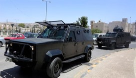 5 Jordan security agents killed in 'terror attack'