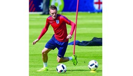 Inexperience may cost Vardy Euro 2016 starting spot: Wenger