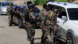 Islamists kill 13 Philippine marines in wartorn Marawi city