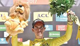 Porte punishes Froome, Kennaugh takes stage