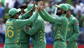 Pakistan thrash England to reach Champions Trophy final