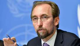 Suu Kyi should have 'resigned' over Myanmar crackdown: UN rights chief