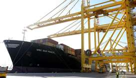 Hamad Port coming into its own as electronic goods arrive