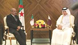 Qatar-Algeria ties reviewed