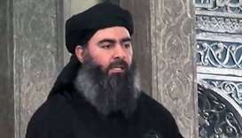 "Islamic State militants renew loyalty pledge to ""caliph"" Baghdadi"