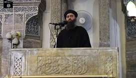Russia's military says may have killed IS leader Baghdadi