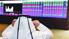 Strong profit booking by foreign funds drags QSE down