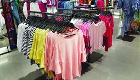 Apparel sales in Qatar remain strong, say retailers