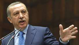 Erdogan issues warning over opposition march