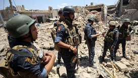 Iraqi forces launch assault on Mosul Old City