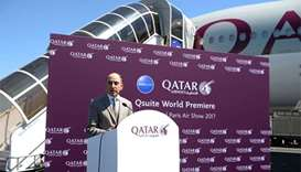 Qatar Airways commits to route, fleet growth