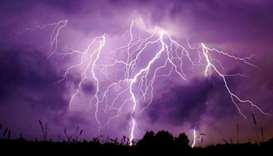 Lightning strikes kill dozens across Bangladesh