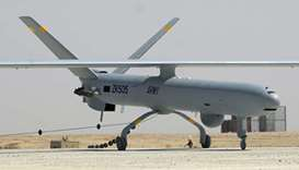 Coalition shoots down Iran-made drone in Syria