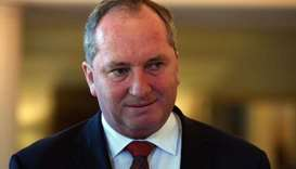 Australia's deputy PM loses support of state branch over affair