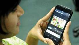 India's mobile internet use increases ninefold