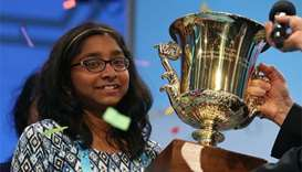Ananya Vinay wins 2017 US Scripps National Spelling Bee