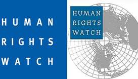 Human Rights Watch examines rights violations in Qatar siege