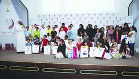 'Smile of Ramadan' Iftar gathering for orphans