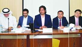 QU hosts lecture on 'China Foreign Policy and GCC'
