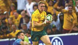 Australia upbeat after fighting off Italy 40-27