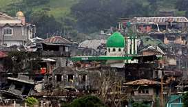 'US wanted terror leader may have fled Philippine city'