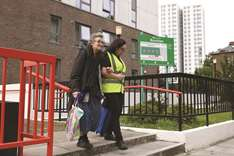 London tower blocks evacuated over fire risk
