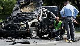 Kiev car bomb kills Ukrainian colonel