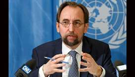 Zeid Ra'ad al-Hussein, United Nations High Commissioner for Human Rights