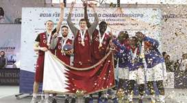 Qatar begin campaign today in U18 World Cup