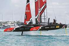 New Zealand win America's Cup in emphatic fashion
