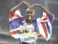 No regrets as Farah calls time on track racing