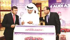 Kalyan Jewellers names victors in campaign draw