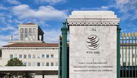 Qatar considering complaint at WTO against blockade