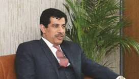 HE Qatar's Ambassador to Turkey Salem bin Mubarak Al Shafi