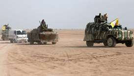 Battle for IS Syria bastion Raqa to begin 'in days'