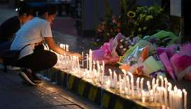 Indebted gambler behind Philippines casino attack: police