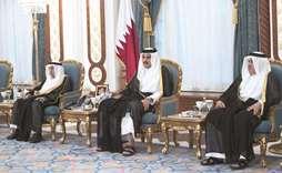 Emir hosts Iftar banquet