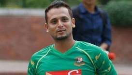 Bangladesh cricketer admits to second wife